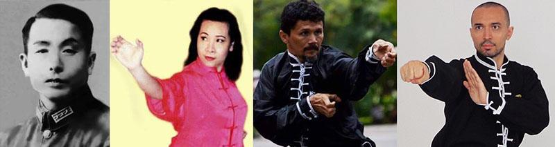 Mestres e Professores do Kung Fu Garra de Águia