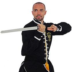 Marco Moura - Professor de Kung Fu Garra de Águia e Tai Chi Chuan
